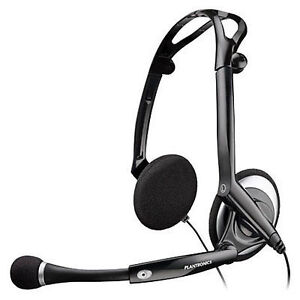 Plantronics Audio 80 Gaming Headset Chat PC MAC