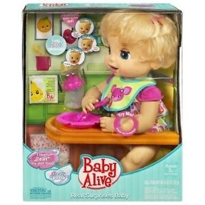 LOOKING TO BUY BABY ALIVE DOLL IN BOX OR WITHOUT