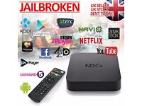 KODI MOBDRO Smart 4K Android TV Box FREE Movies Football Sports FULLY LOADED Latest Version NEW