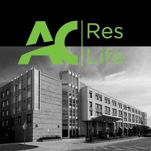 SPACES STILL AVAILABLE @ ALGONQUIN RESIDENCE.. APPLY NOW!