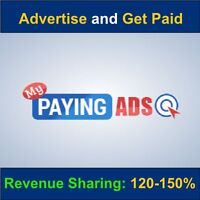 Advertise and Make Money!  Earn Every Hour!
