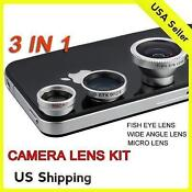iPhone 4 Lens Kit