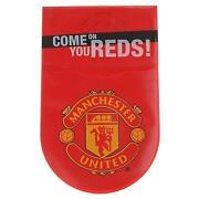 Manchester United Tax Disc Holder