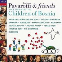 CD - Luciano Pavarotti & friends (2$) Children of Bosnia