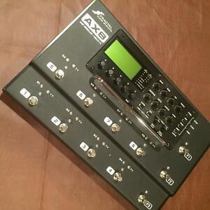 Fractal Audio AX8 & Atomic CLR Powered Wedge