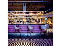 Passionate Cocktail Bartender Wanted for Manchester's Coolest Venue