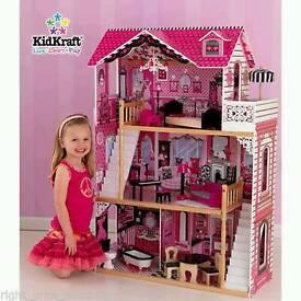 Amelia dollshouse by kiddicraft