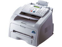 Samsung SF-750 Multifunction Laser Printer Fax Machine Print Copy Fax