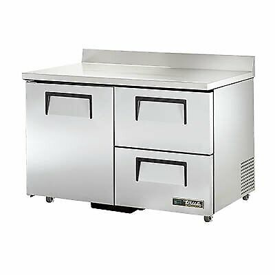 True Twt-48d-2-ada-hc 48 Work Top Refrigerated Counter