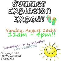 Summer Explosion Expo!!
