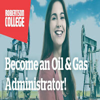 BECOME AN OIL AND GAS ADMINISTRATOR