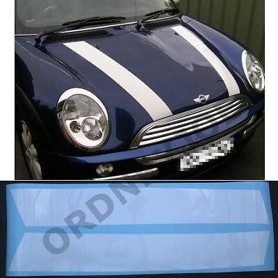 BMW Mini Bonnet Stripes R50/R52 Cooper / Mini One 2001-2008