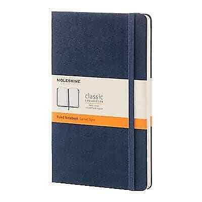 Moleskine Classic Notebook Ruled Large 893601