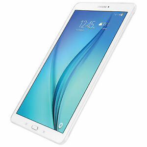 "SAMSUNG Galaxy Tab E 9.6"" 16GB 1.2GHz Quad-Core Android Tablet-White SM-T560"