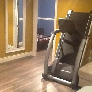 Basement rooms for rent in an executive house