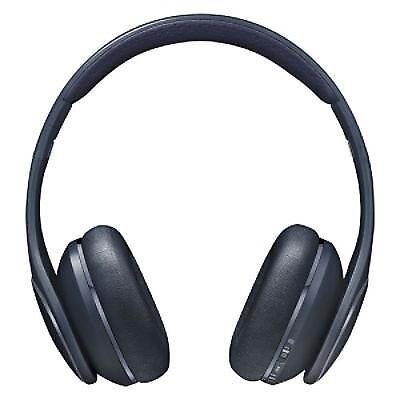 Samsung Level On Wireless Noise Canceling Headphones, Black Sapphire