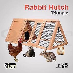 RABBIT HUTCH CHOOK CAGE WOODEN Minchinbury Blacktown Area Preview