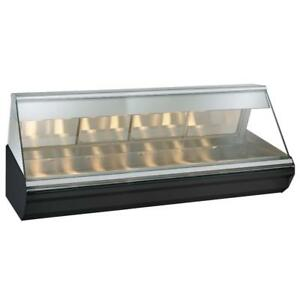 8 Foot Hot Display Case  ***Brand New Alto Shaam***