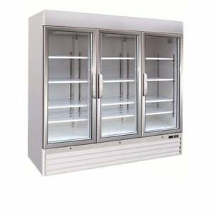 Commercial Upright Freezers - Three Door Colourbond 1547L Dandenong Greater Dandenong Preview