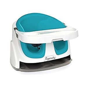 Ingenuity Baby Base 2-in-1 Booster Seat