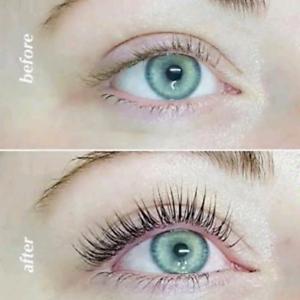 Eyelashe lift/perm +tint Homebush Mackay Surrounds Preview
