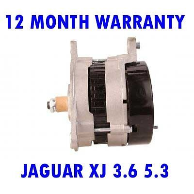 Fits Jaguar XJ12 5.3 alternateur 1985-1992 2495UK