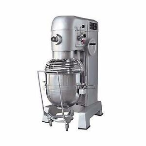 New 60 Qt Planetary Mixer with Bowl Dolly and FREE SHIPPING