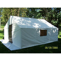 Wall Tent 14x32x6ft