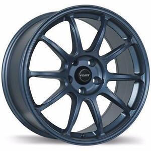 "18"" Fast Wheels F230 Dime SUBARU 2015+ WRX / STI fitment ***WheelsCo***"
