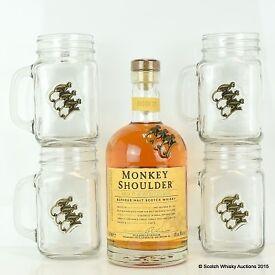 Monkey Shoulder Jar