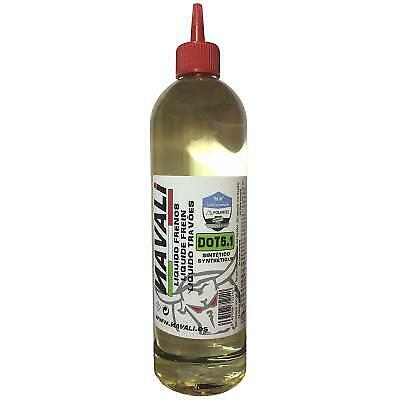 NAVALI Liquido de frenos bicicleta DOT-5.1 SINT 500ML
