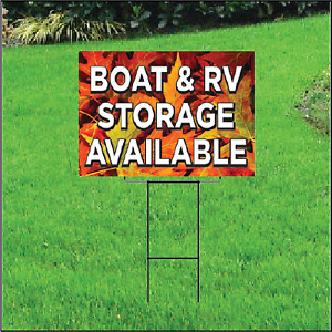 RV & BOAT STORAGE / PARKING