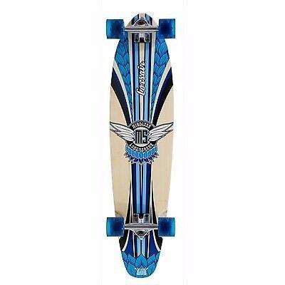 Mindless Corsair II Kicktail Longboard Blue
