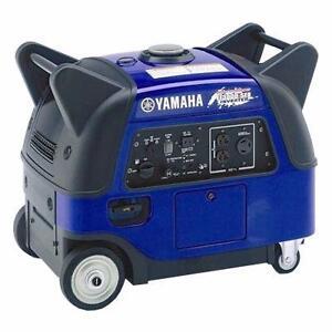 BRAND NEW EF3000iSEB Yamaha Generator (With 500 Watt Boost)