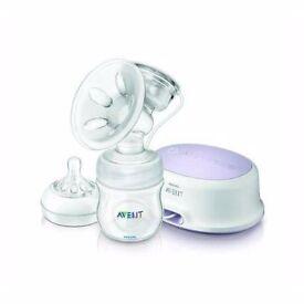 Philips single electronic breastpump