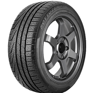 Pirelli, 4 winter tires, 17 inches, in great condition