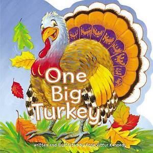 One Big Turkey by Anne Vittur Kennedy (Hardback, 2016)