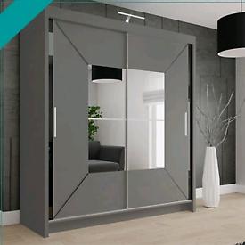 🎉GOLDEN SALE OFFER🎉BRAND NEW SLIDING DOOR WARDROBE Available