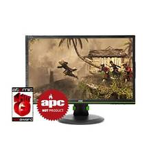 24 inch AOC G2460PG Nvidia G-Sync Gaming Monitor Five Dock Canada Bay Area Preview