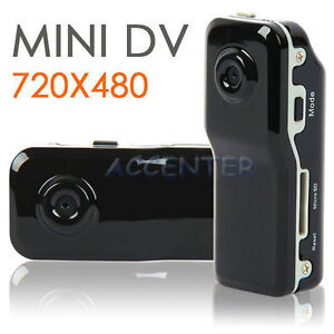 New MD80 Mini DV Digital Video Camera DVR Spy Cam Pocket Cam Bike Cam