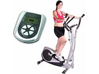 frontier pennine cross trainer with 16 different settings.bargain £70