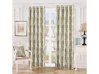 Luxury eyelet heavy curtains