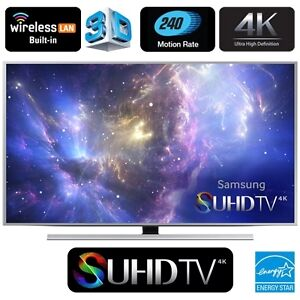 Samsung UN65JS8500 65 INCH 4K SUHD 3D LED TV