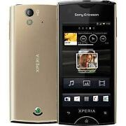 Sony Ericsson Xperia Ray Gold