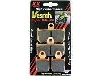 FJR1300//C /'03-04 VC-2022 VESRAH CLUTCH PLATES-YZF-R1 /'99 /'03