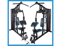 Men's Health 66kg Home Gym - hardly used RRP £260