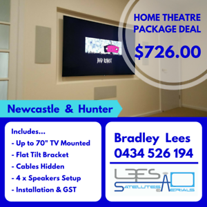 Home Theatre Setup Package Deal $726.00 Maitland Maitland Area Preview