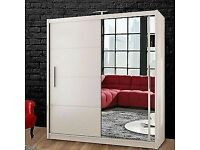 ⚡BE QUICK THIS WILL NOT LAST⚡PREMIUM QUALITY 2-DOOR STORAGE WARDROBE AVAILABLE🔥PAYMENT ON DELIVERY
