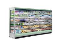 2.5 remote dairy display fridge