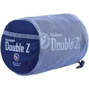 Big Agnes Insulated Double Z Air Pad Brand New,